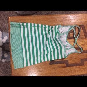 Old Navy Tops - Criss cross spaghetti strap tank top